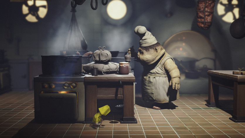 Screenshot 7 - Little Nightmares