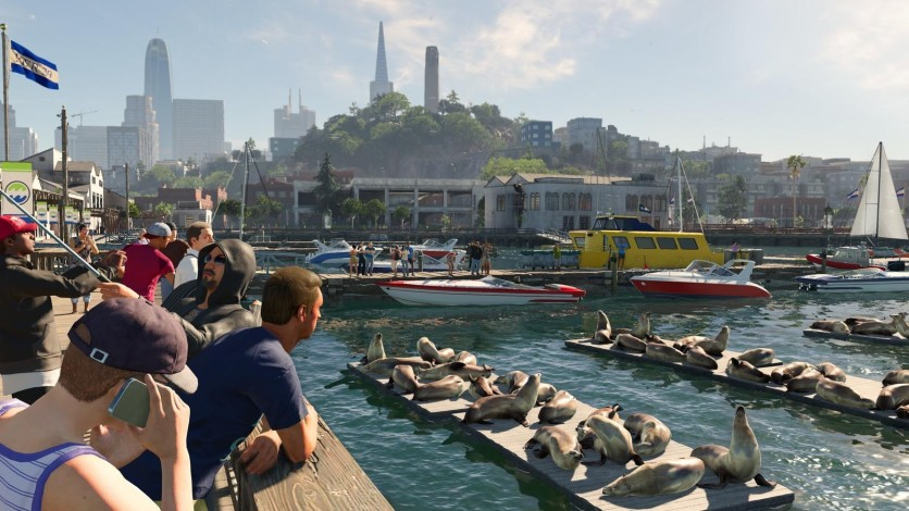 Screenshot 3 - Watch_Dogs 2 - Mega Pack