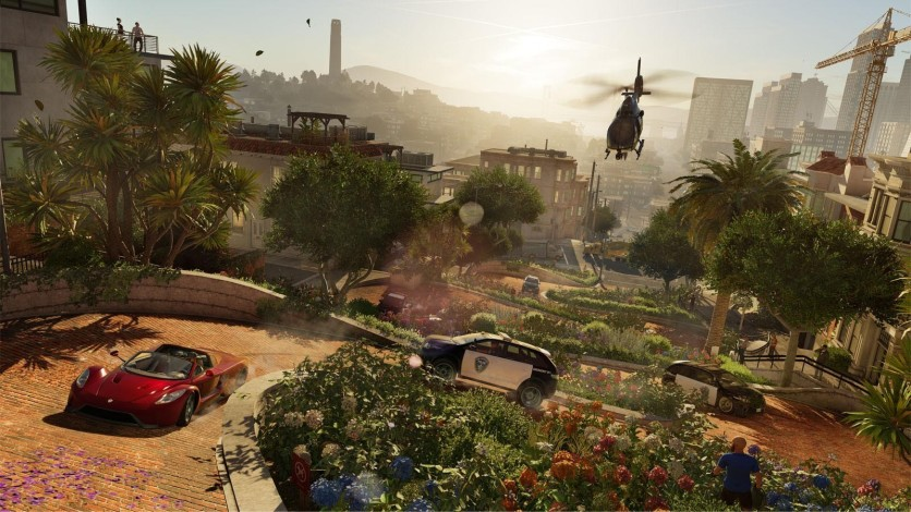 Screenshot 2 - Watch_Dogs 2 - Mega Pack