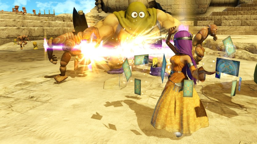 Screenshot 6 - DRAGON QUEST HEROES II: Explorer's Edition