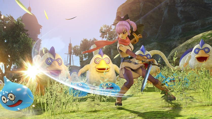 Screenshot 2 - DRAGON QUEST HEROES II: Explorer's Edition