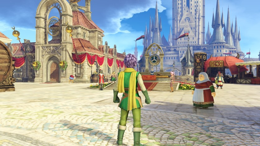 Screenshot 16 - DRAGON QUEST HEROES II: Explorer's Edition