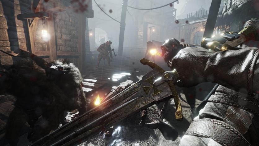 Screenshot 2 - Warhammer: End Times - Vermintide Stromdorf