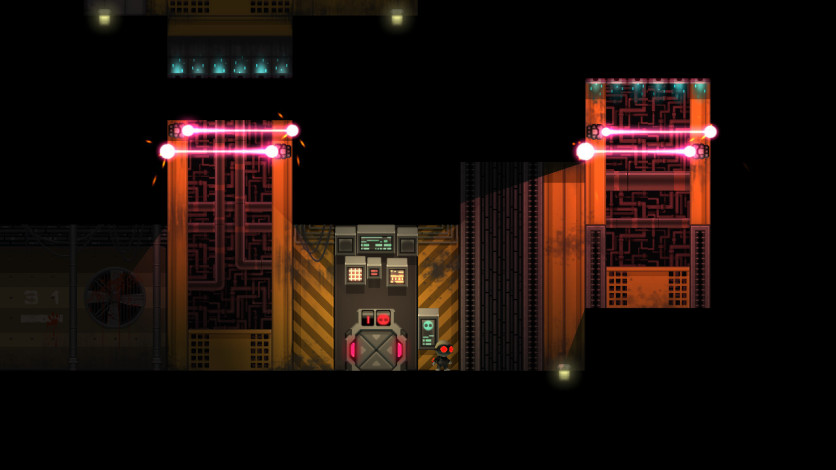Screenshot 2 - Stealth Inc 2: A Game of Clones
