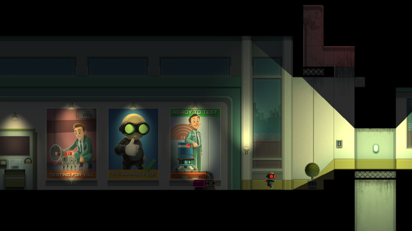 Screenshot 3 - Stealth Inc 2: A Game of Clones