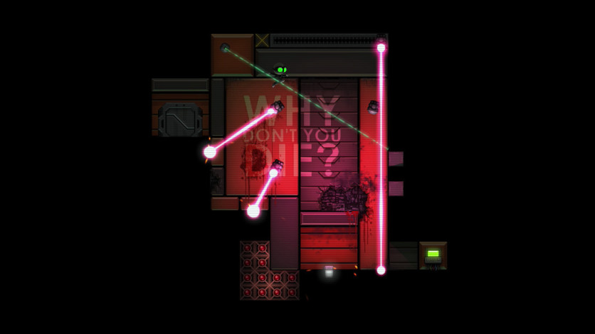 Screenshot 6 - Stealth Inc 2: A Game of Clones