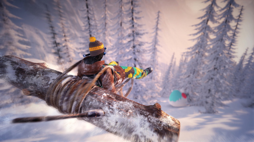 Screenshot 3 - Steep - Winterfest Pack