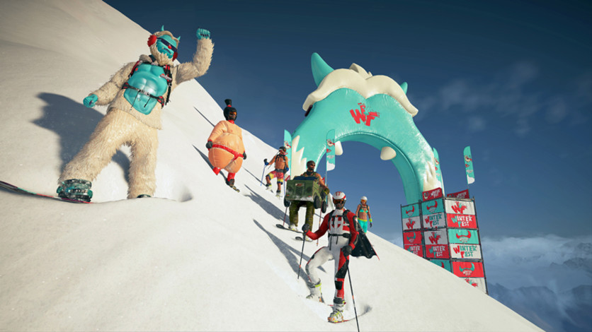 Screenshot 5 - Steep - Winterfest Pack