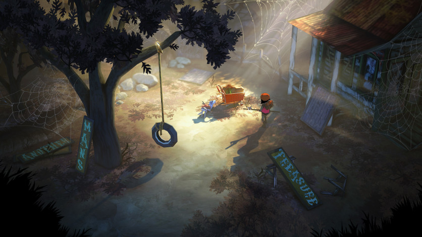 Screenshot 10 - The Flame in the Flood