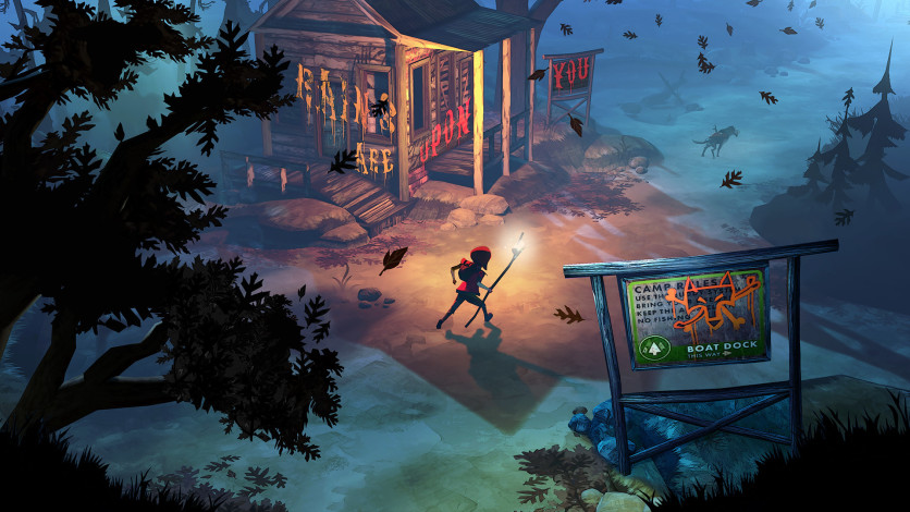 Screenshot 11 - The Flame in the Flood