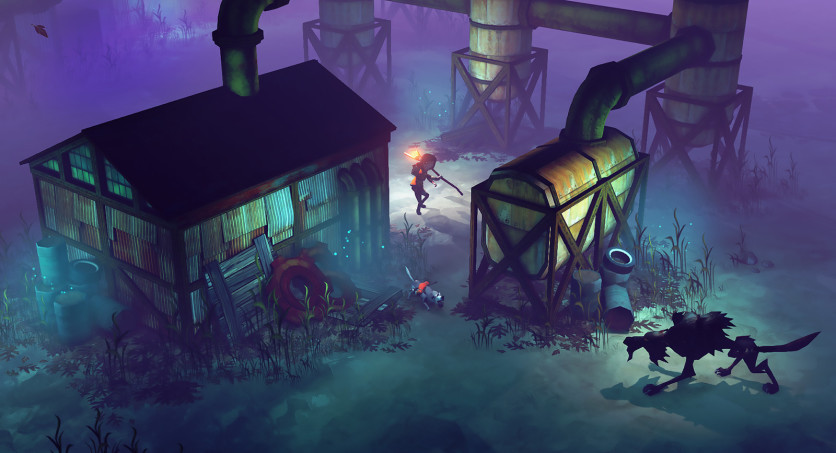 Screenshot 2 - The Flame in the Flood