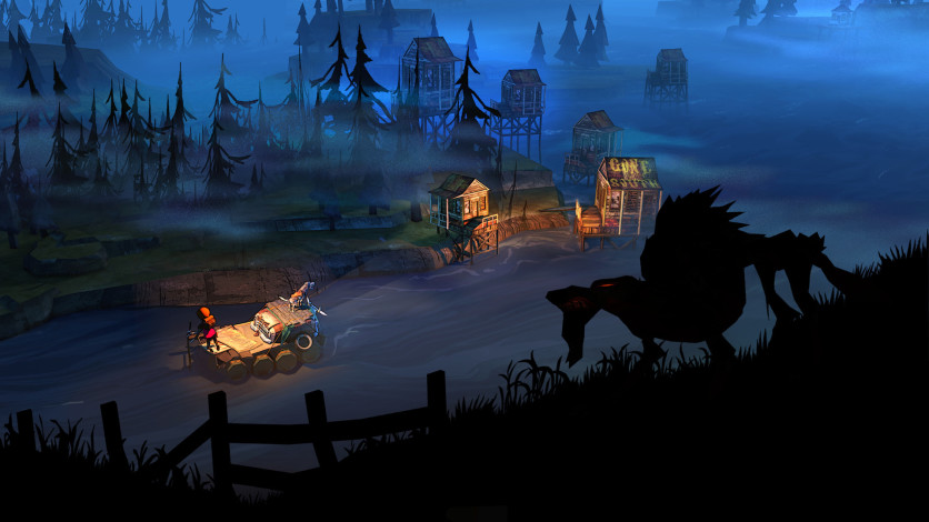 Screenshot 3 - The Flame in the Flood