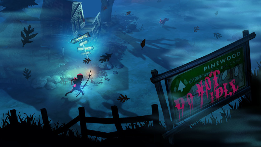 Screenshot 4 - The Flame in the Flood