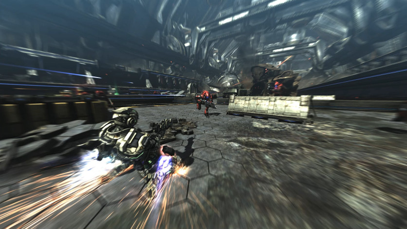 Screenshot 2 - Vanquish - Deluxe Edition