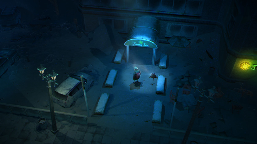 Screenshot 4 - Impact Winter
