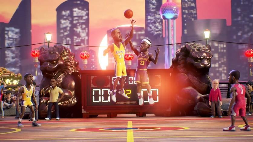 Screenshot 8 - NBA Playgrounds