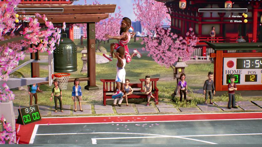 Screenshot 5 - NBA Playgrounds