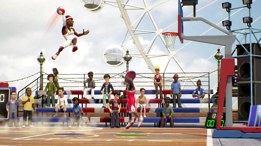 Screenshot 3 - NBA Playgrounds
