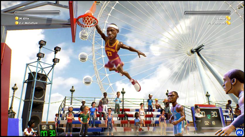 Screenshot 2 - NBA Playgrounds