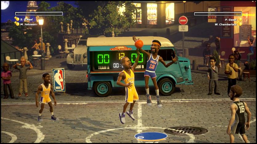 Screenshot 4 - NBA Playgrounds