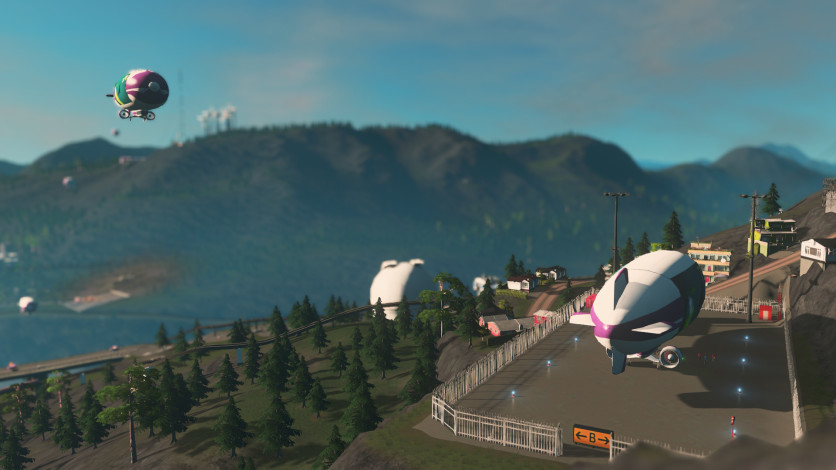 Screenshot 2 - Cities: Skylines - Mass Transit