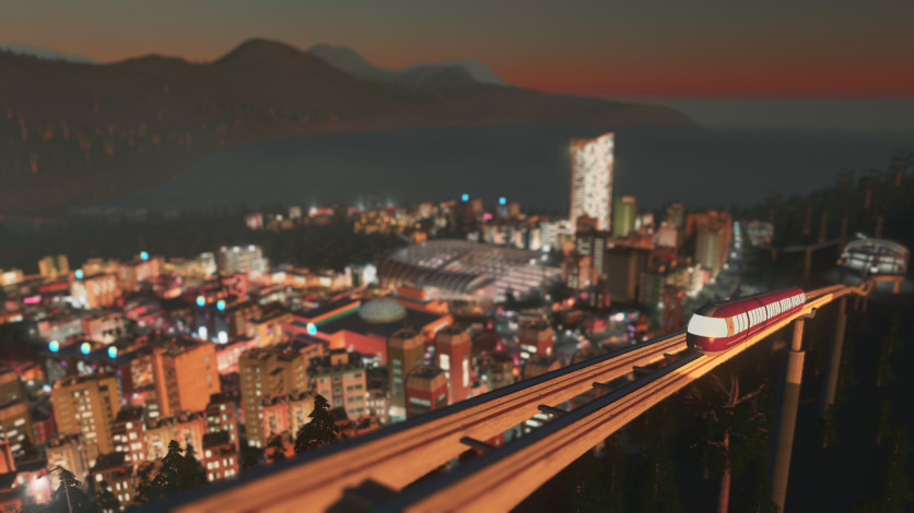 Screenshot 5 - Cities: Skylines - Mass Transit
