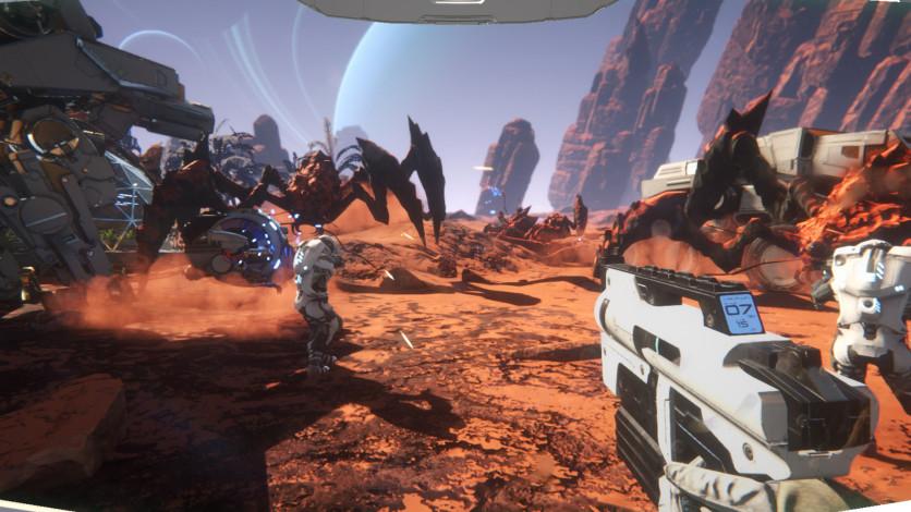Screenshot 2 - Osiris: New Dawn