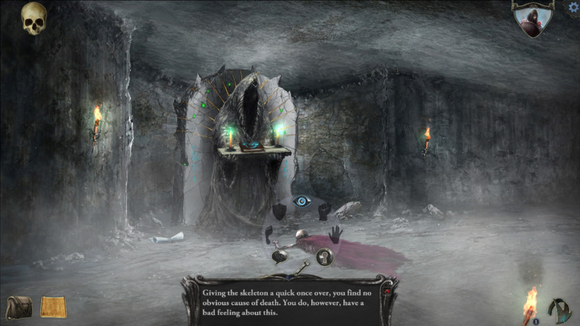 Screenshot 2 - Shadowgate (2014)