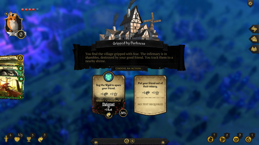 Screenshot 8 - Armello - The Bandit Clan