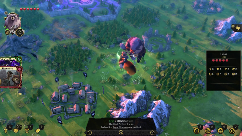 Screenshot 6 - Armello - The Bandit Clan