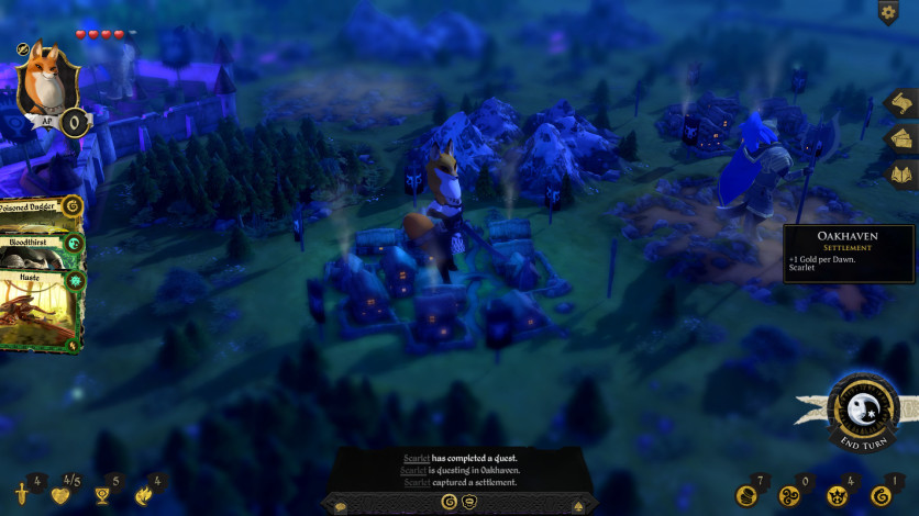 Screenshot 2 - Armello - The Bandit Clan