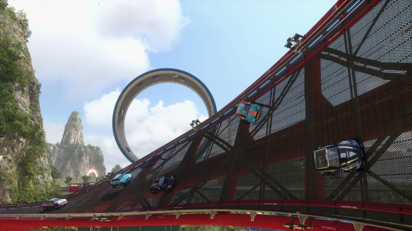 Screenshot 6 - Trackmania² Lagoon