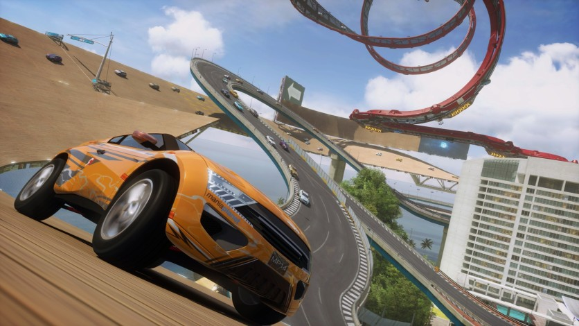 Screenshot 5 - Trackmania² Lagoon