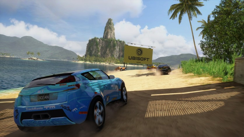 Screenshot 7 - Trackmania² Lagoon