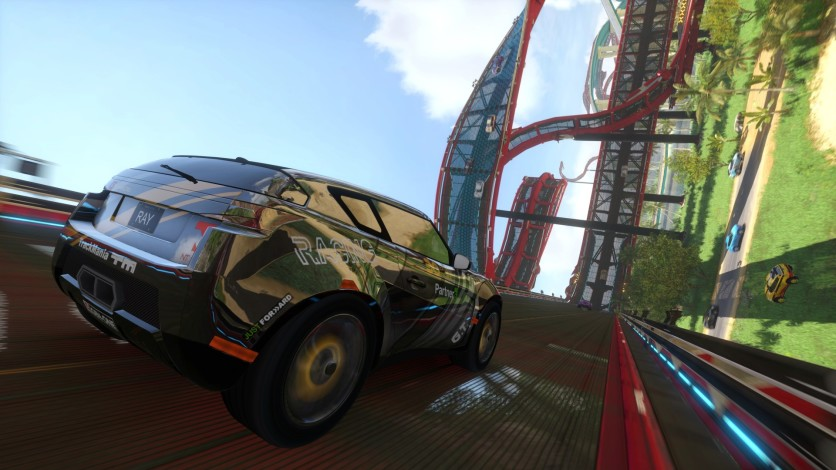 Screenshot 9 - Trackmania² Lagoon