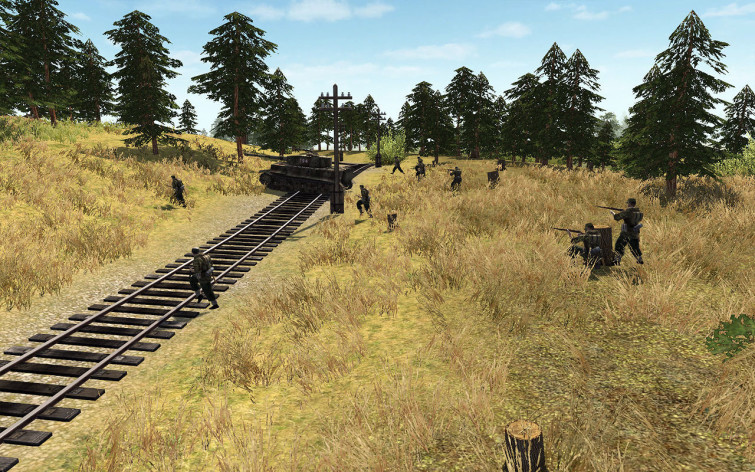 Screenshot 5 - Men of War: Assault Squad - Skirmish Pack