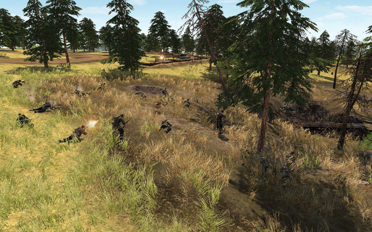 Screenshot 4 - Men of War: Assault Squad - Skirmish Pack