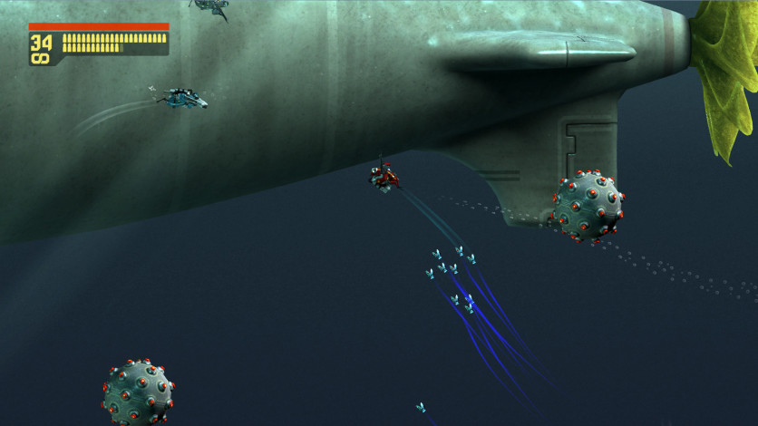 Screenshot 6 - Rocketbirds 2 Evolution