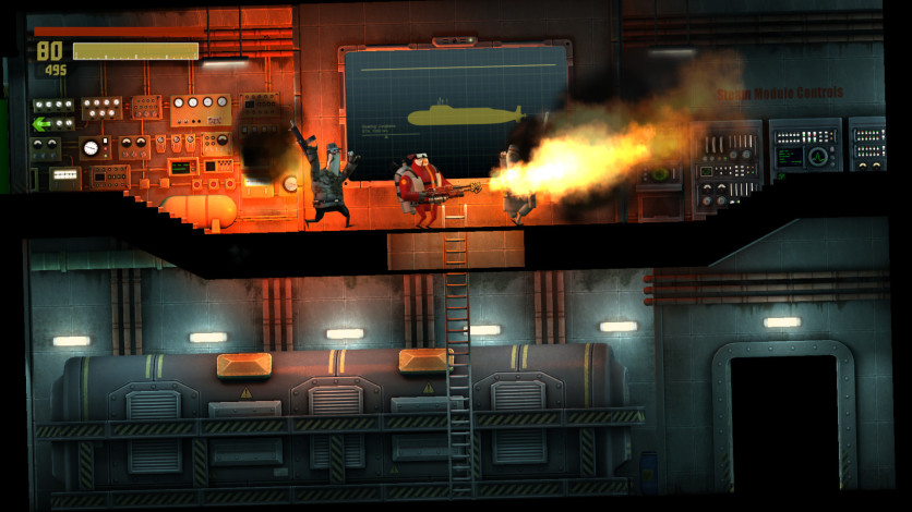 Screenshot 2 - Rocketbirds 2 Evolution