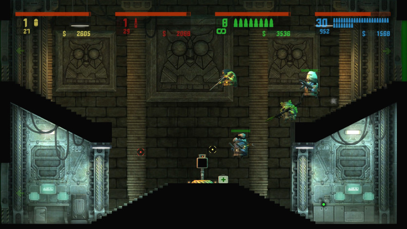 Screenshot 11 - Rocketbirds 2 Evolution