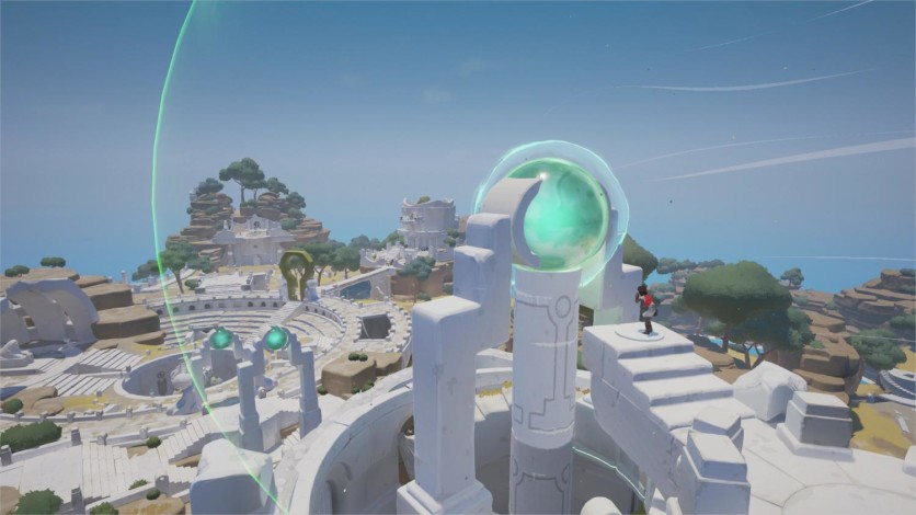 Screenshot 1 - RiME