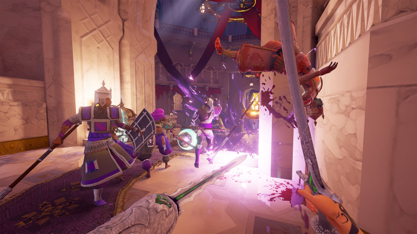 Screenshot 3 - Mirage: Arcane Warfare