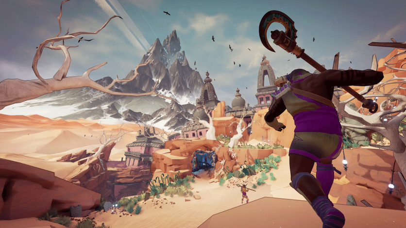 Screenshot 4 - Mirage: Arcane Warfare