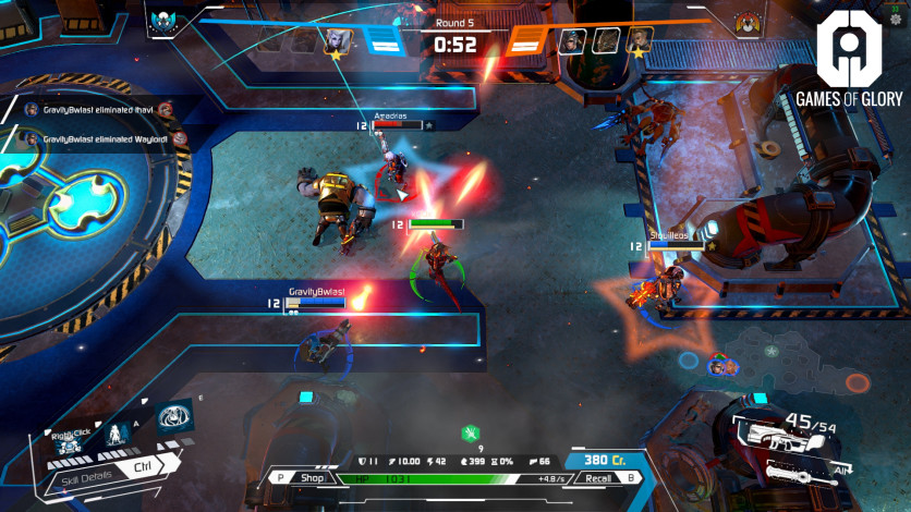 Screenshot 9 - Games of Glory