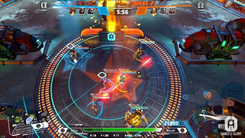 Screenshot 7 - Games of Glory