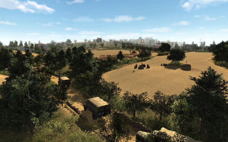 Screenshot 1 - Men of War: Assault Squad - Skirmish Pack 2