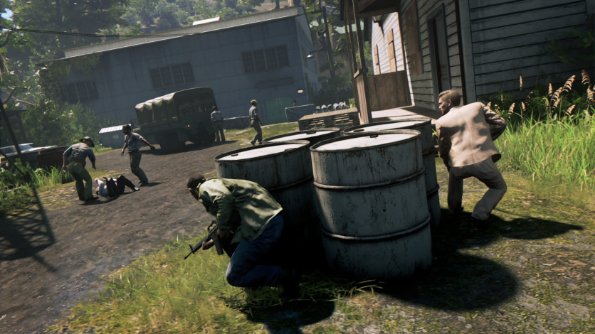 Screenshot 1 - Mafia III - Stones Unturned