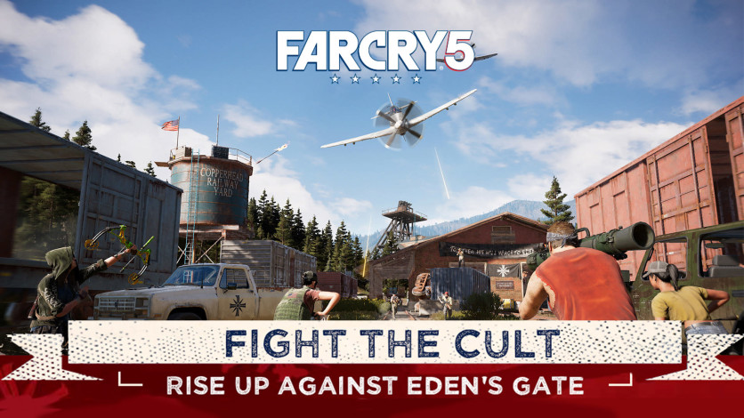 Screenshot 4 - Far Cry 5
