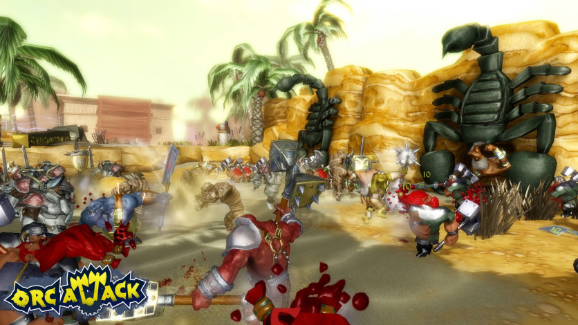 Screenshot 12 - Orc Attack: Flatulent Rebellion