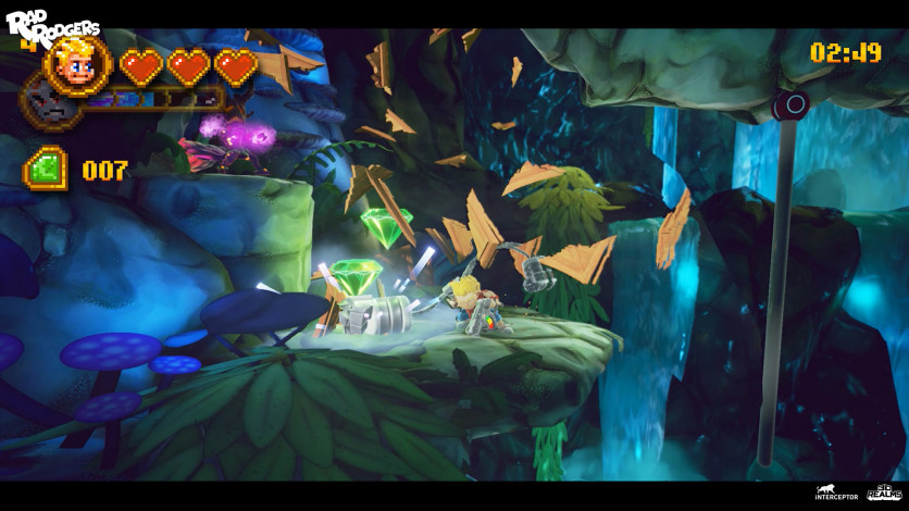 Screenshot 5 - Rad Rodgers: World One